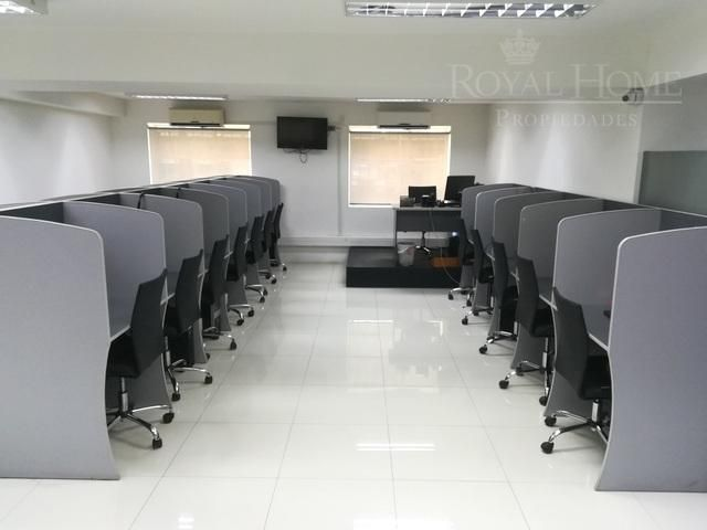 ARRIENDO PLANTA LIBRE CALL CENTER